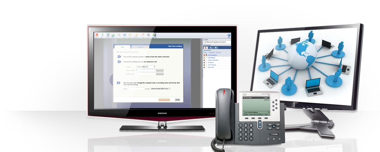 Phone & Web Conferencing